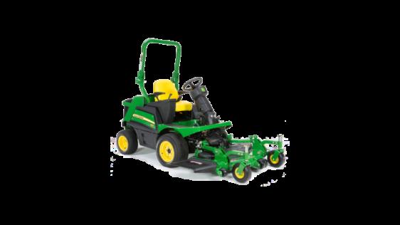 John Deere 1550 TerrainCut™ Front Mower 2400TC