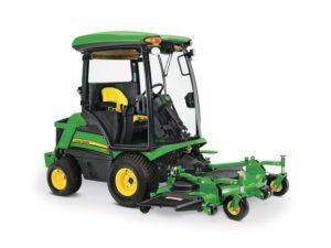 John Deere 1585 TerrainCut™ Front Mower 2463TC