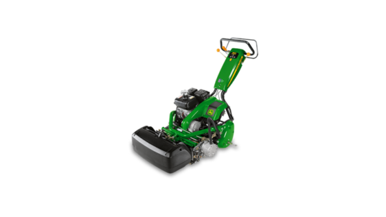 John Deere 180 E-Cut™ Hybrid Walk Greens Mower 5541M