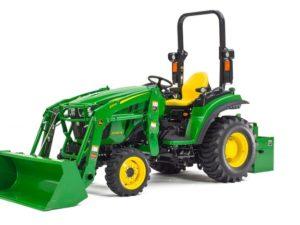 John Deere 2032R Compact Tractor 1534LV