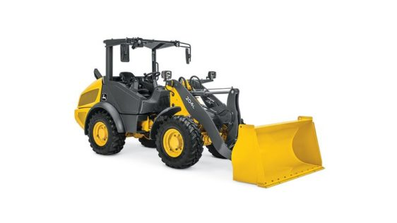 John Deere 204L Wheel Loader 0AD0T