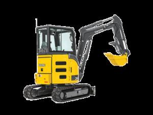 John Deere 26G Compact Excavator 0020FF