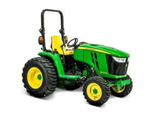John Deere 3033R Compact Utility Tractor 1369LV