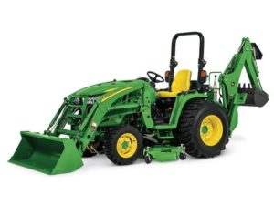 John Deere 3046R Compact Utility Tractor 0299LV