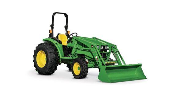 John Deere 4044M Compact Utility Tractor 0311LV