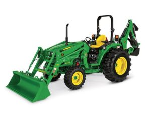 John Deere 4044R Compact Utility Tractor 0321LV