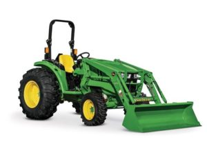 John Deere 4052M Compact Utility Tractor 0351LV