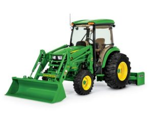 John Deere 4052R Compact Utility Tractor 0361LV