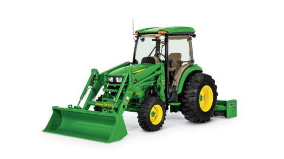 John Deere 4052R Compact Utility Tractor 0361LV