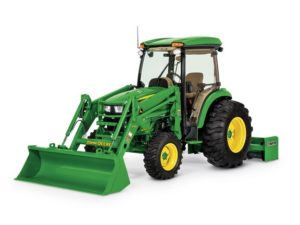 John Deere 4066R Compact Utility Tractor 0382LV