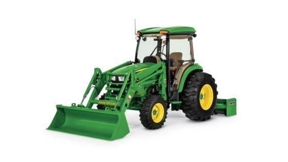 John Deere 4066R Compact Utility Tractor 0382LV