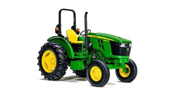 John Deere 5045E Utility Tractor 1726LV