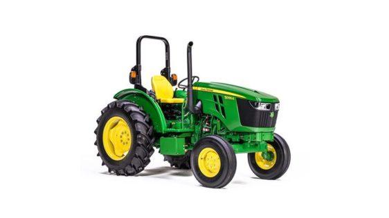 John Deere 5055E Utility Tractor 1734LV