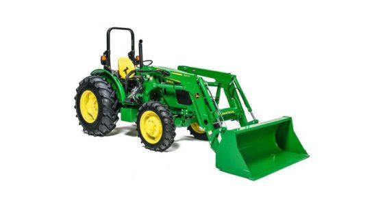 John Deere 5065E Utility Tractor 1746LV