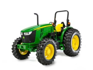 John Deere 5075M Utility Tractor 191DLV