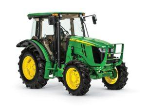 John Deere 5100E Utility Tractor 697BLV