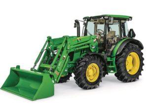 John Deere 5100R Tractor 1642LV