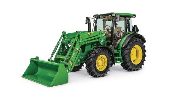 John Deere 5125R Tractor 1672LV