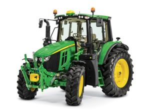 John Deere 6110M Utility Tractor 4227L