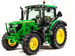 John Deere 6110R Utility Tractor 4419L