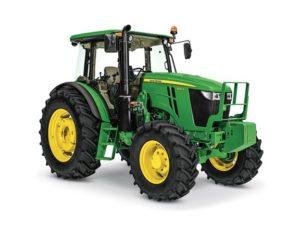 John Deere 6120E Utility Tractor 333RP