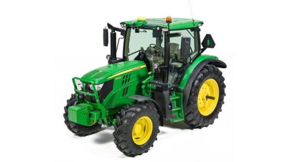 John Deere 6120R Utility Tractor 08G9L