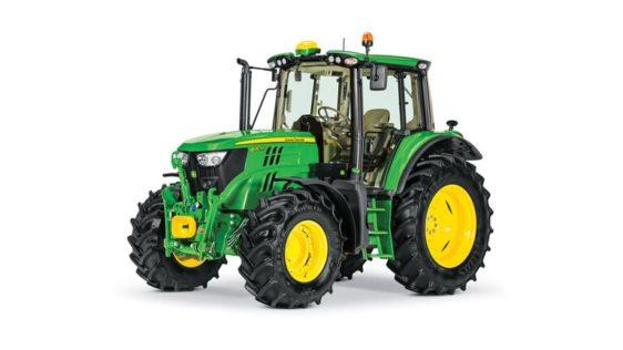 John Deere 6130M Utility Tractor 00R7L