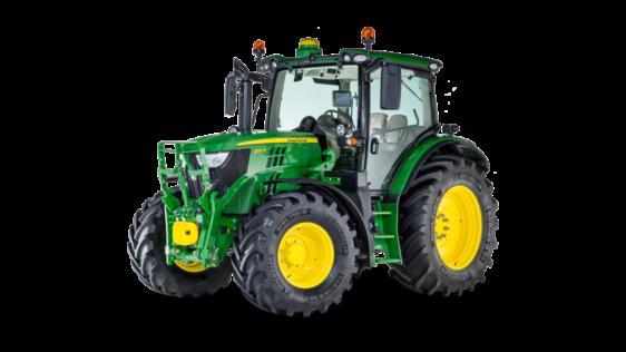 John Deere 6130R Utility Tractor 00Z9L