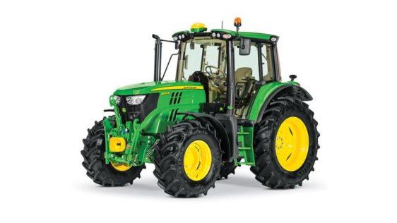 John Deere 6140M Utility Tractor 00S7L