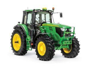 John Deere 6145M Tractor 00T0L