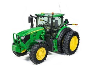 John Deere 6145R Tractor 01B9L