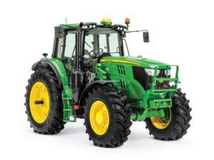 John Deere 6155M Tractor 4317L