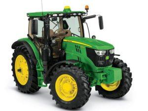 John Deere 6155R Tractor 08K9L