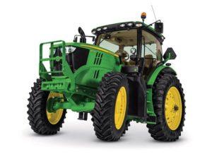 John Deere 6175R Tractor 08L9L