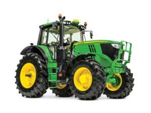 John Deere 6195M Tractor 4337L