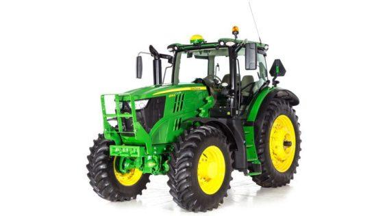 John Deere 6195R Tractor 08N9L