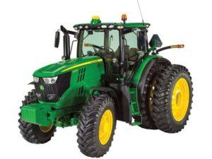 John Deere 6215R Tractor 08P9L