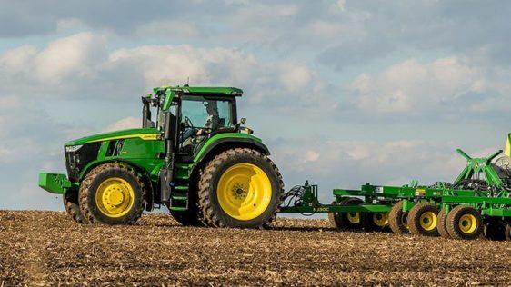 John Deere 7R 230 Tractor 8010RW