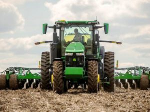 John Deere 7R 250 Tractor 8020RW