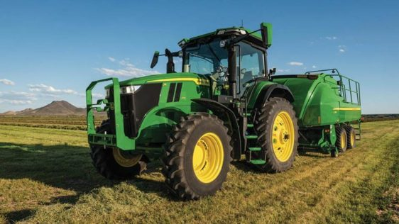 John Deere 7R 270 Tractor 8030RW
