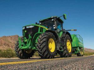 John Deere 7R 310 Tractor 8050RW