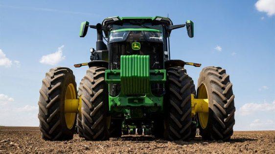 John Deere 8R 280 Tractor 8120RW