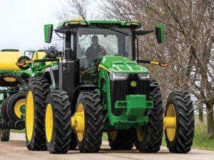 John Deere 8R 340 Tractor 8140RW
