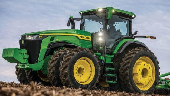 John Deere 8R 410 Tractor 8160RW