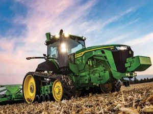 John Deere 8RT 410 Two-Track Tractor 8230RW