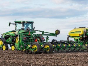 John Deere 8RX 310 Four-Track Tractor 8300RW