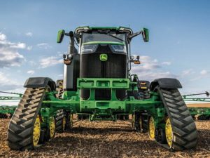 John Deere 8RX 410 Four-Track Tractor 8330RW