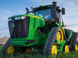 John Deere 9420RX Tractor 0160rw