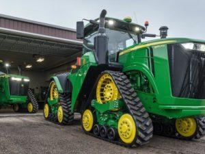 John Deere 9470RX Tractor 09T0RW
