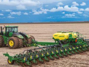 John Deere 9520R Tractor 09D0RW